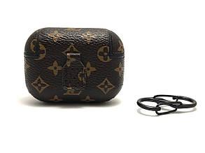 Кожаный чехол Louis Vuitton для наушников AirPods Pro., фото 2