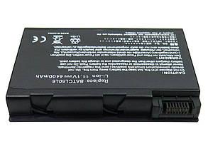 Батарея для Acer BATBL50L6 (5100, 3100, 3690, 5110, 5610, 5630, 5650, 5680) 4400