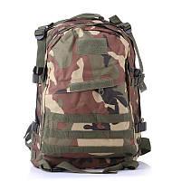 Армейский походный рюкзак Bulat green leaf