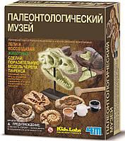 Набор для раскопок. Палеонтологический музей. 4М