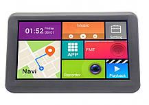 Автопланшет на Android 4.4 GPS навігатор — відеореєстратор 1 Гб/ 16Гб, фото 3