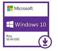Windows 10 Профессиональная, 32/64bit, ESD (ключ)