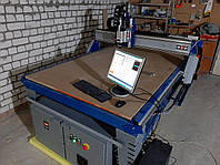 Фрезерно-гравировальный станок с ЧПУ с рабочим полем 2450х1200mm