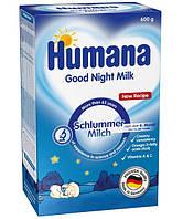 Сухая молочная смесь Humana  Хумана Сладкие сны с Омега-3, Омега-6 жирными кислотами, 600 г