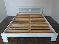 Кровать Нельма. Строгая модель в скандинавском стиле., фото 1