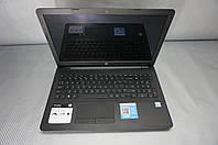Бизнес Ноутбук HP 15 bs I3 8gen 8Gb DDR4 1000Gb Web КРЕДИТ Гарантия Доставка Акция, фото 1