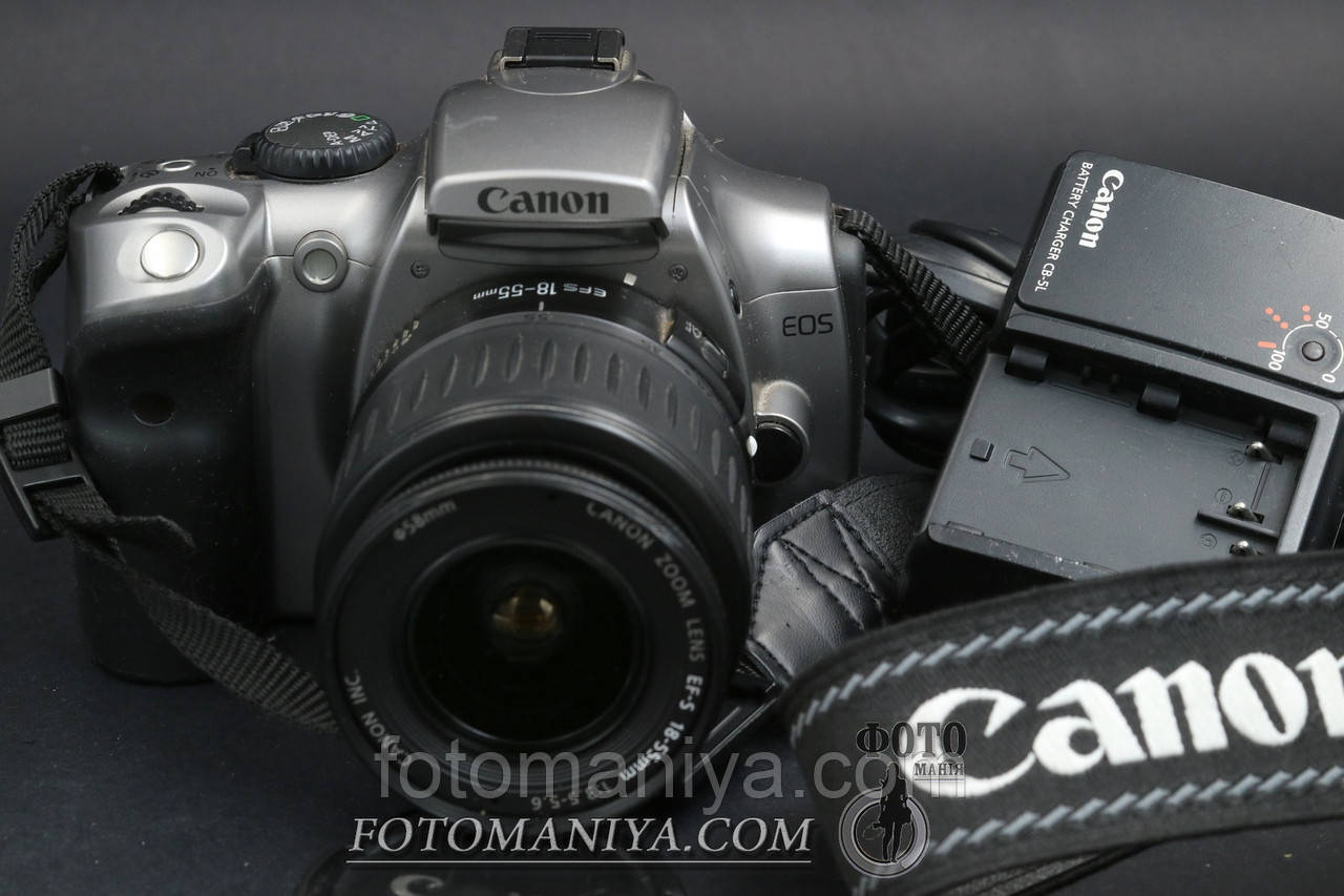 Canon EOS 300D (Rebel ) kit Canon EF-S 18-55mm f3.5-5.6