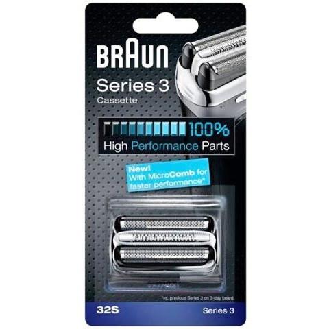 Кассета для бритвы Braun 32S