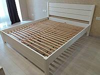 Кровать Кито. Особенностью модели являются закругленные ножки, для многих этот атрибут очень важен., фото 1
