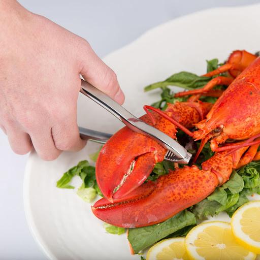 Щипцы и вилка для краба  морепродукты