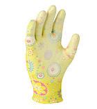 Перчатки (полиуретан) женские садовые, фото 2