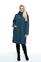 Женские куртки больших размеров весна-осень фото