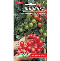 Томат Вишенка высокорослый красный, семена 0.1г