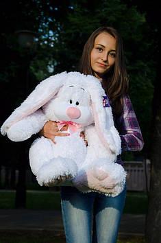 Плюшевий зайчик Кнопочка 75 див.