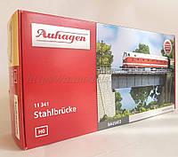 Auhagen 11341 модель стальной мост, для маштаба H0,1:87, фото 1