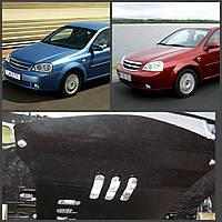 Захист двигуна Chevrolet LACETTI \ NUBIRA Всі двигуни (двигун+КПП)