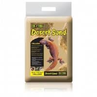 Hagen Exo Terra Desert Sand Yellow пустынный желтый песок для террариума, 4.5кг