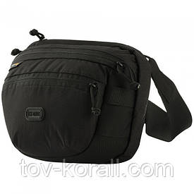 M-Tac сумка Sphaera Hex Hardsling Bag Elite черная
