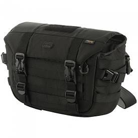 M-Tac сумка Messenger Bag Elite черная
