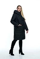 Модная женская весенняя куртка черная в наличии