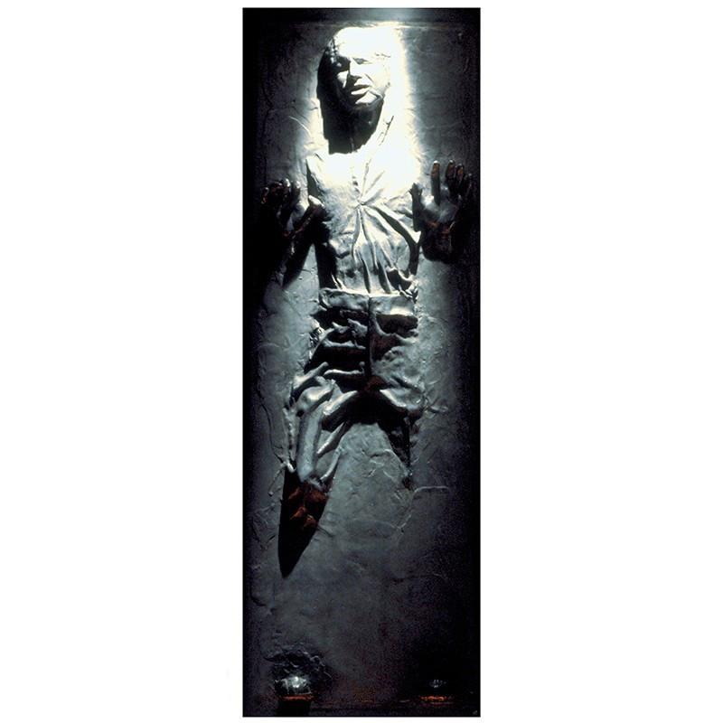 Постер дверной STAR WARS Han Solo (Хан Соло),53x158