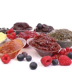 Наповнювачі фруктові з вмістом фруктів ПАТЕСИ
