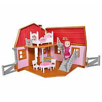 Детский игровой набор Домик Маши с аксессуарами Simba 9301038 для детей, фото 1