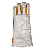 Перчатки Краги алюминизированные Doloni D-Flame Aluminium 4580, фото 1