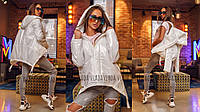 """Стильная Женская куртка норма + батал """"Moncler"""" Dress Code"""