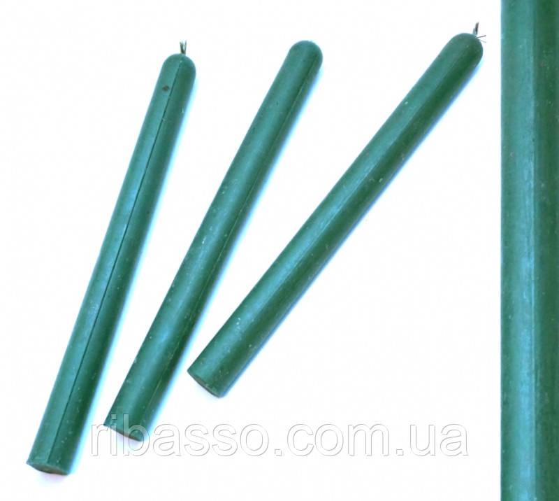 9060039 Свічка бажань віск Зелена