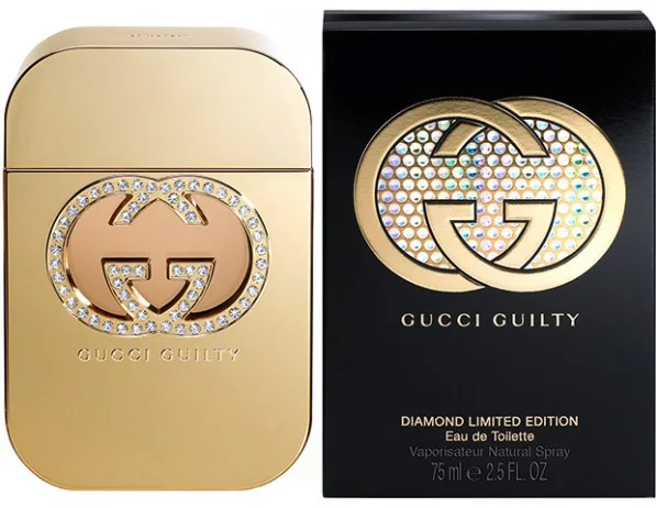 Женская туалетная вода Gucci Guilty Diamond Limited Edition (75 мл )