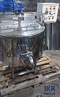 Сыроварня 50 литров / Варочный котел-сыроварня / пастеризатор з нержавейки для производства сыра новая