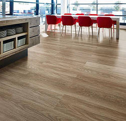 Дизайнерська вінілова плитка Allura 60187DR7/60187DR5 natural weathered oak