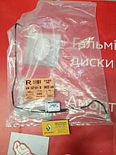 Тормозная трубка задняя правая Renault Megane 3 (Original 463150252R)