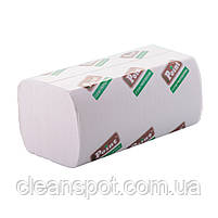 Полотенца бумажные V Lux белые 2-шар 150шт Eco Point, фото 2