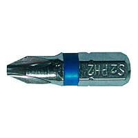 """Набор бит PН2x25мм 1/4"""" 10шт S2 Chrome (лента) Sigma (4010251)"""