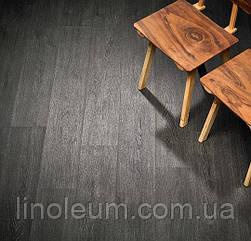 Allura wood 60074DR7/60074DR5 black rustic oak