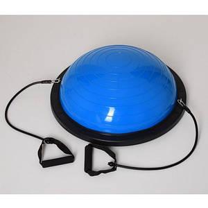Балансировочная платформа MS 2609-1 полусфера для фитнеса