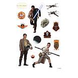 """Наклейки STAR WARS """"The Force Awakens"""" (""""Пробуждение силы"""") (блистер 100x70см), фото 2"""