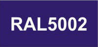Металлосайдинг корабельная доска синий RAL5002 Металлосайдинг корабельная доска синий RAL5002, фото 1