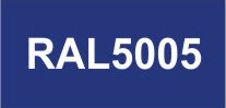 Металлосайдинг корабельная доска голубой RAL5005 Металлосайдинг корабельная доска голубой RAL5005
