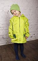 """Куртка-рюкзак (дощовик) з шапочкою """"Жабеня"""", фото 1"""