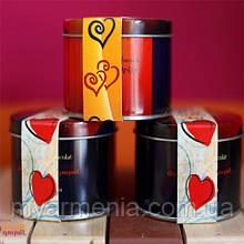 Олов'яна коробка I love You з Вірменії
