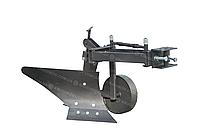 Плуг к мотоблоку Zirka-61 (опорное колесо, короткая рама)