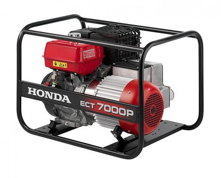 ⚡Honda ECT 7000 P1 (7 кВт)