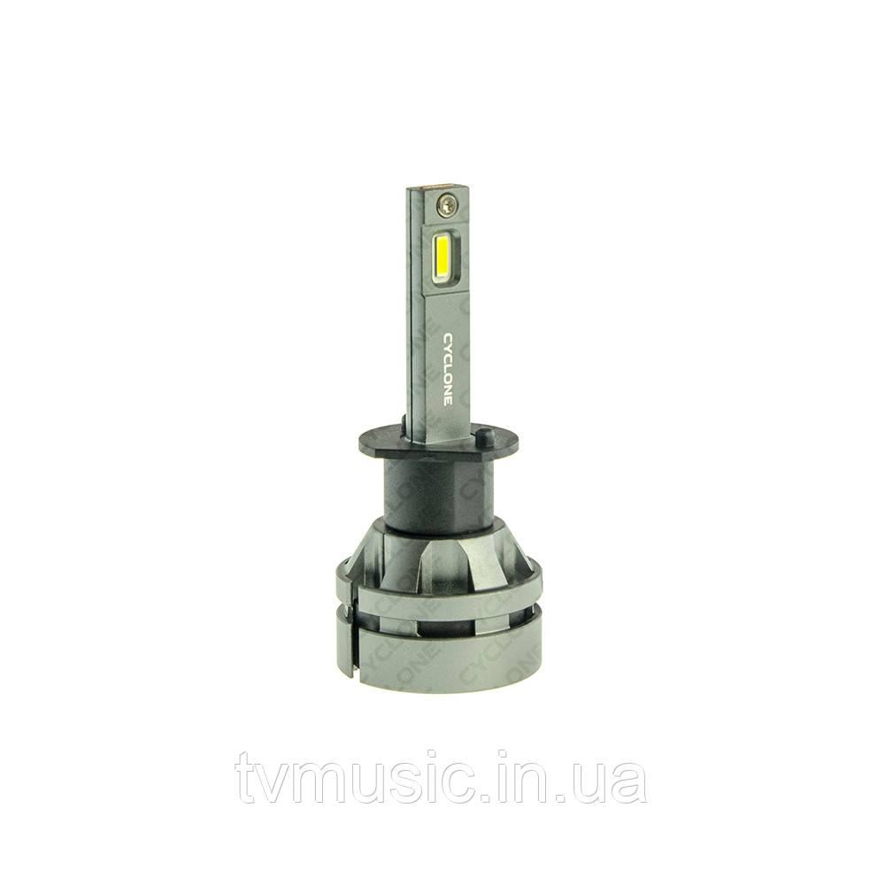LED лампа CYCLONE H1 5000K 5100Lm CR Type 27S