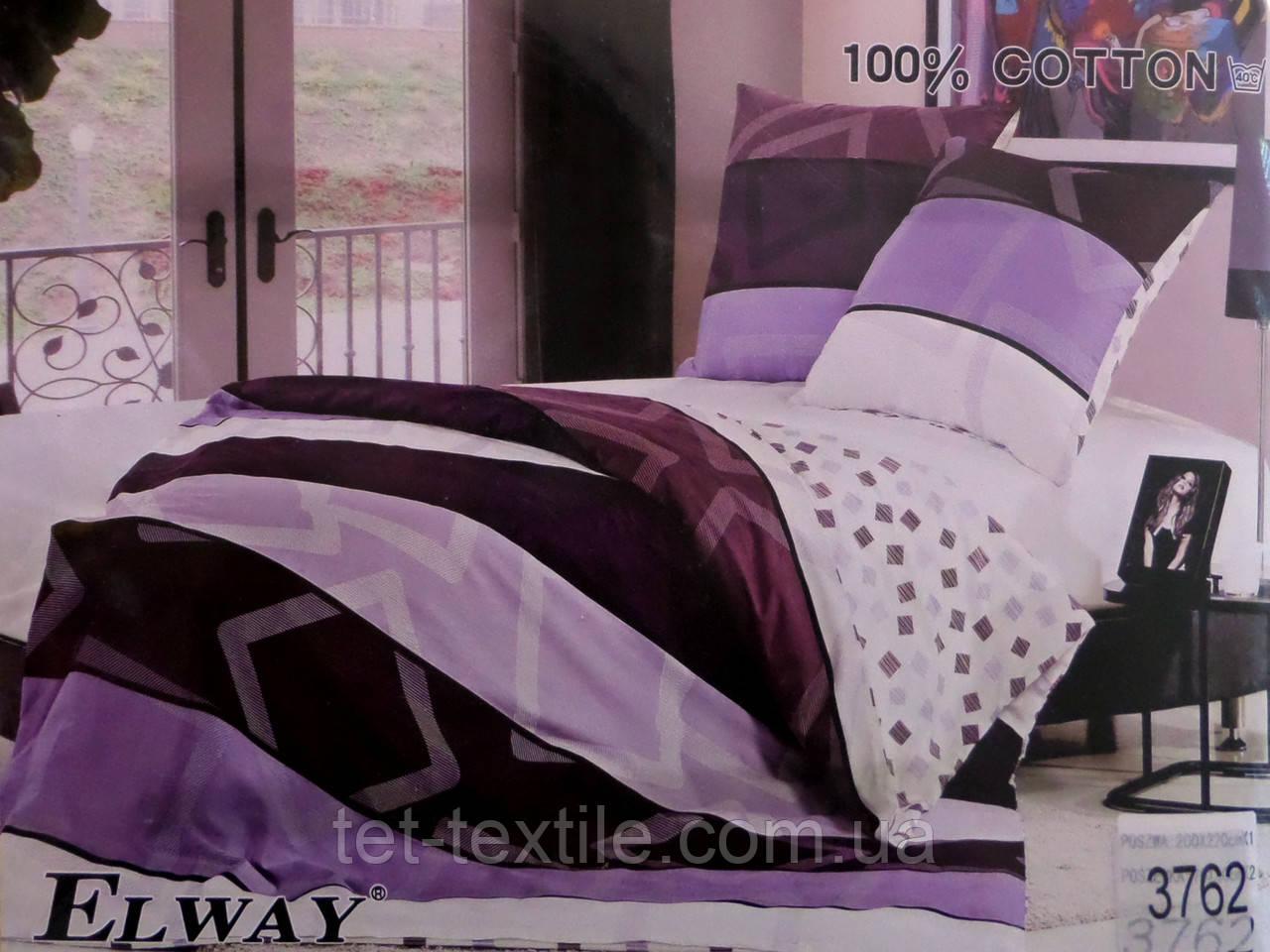 """Комплект постельного белья Elway """"Семейное"""""""