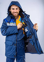 Куртка робоча утеплена зимова EVEREST ANTISTAT, спецодяг, АКЦІЯ!