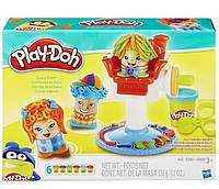 Игровой набор с пластилином Сумасшедшие прически Play-doh Hasbro (B1155)