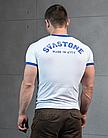 SvaStone футболка White Boy, фото 2